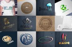 Логотип для сайта и бизнеса