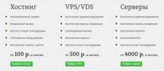 adminVPS цены