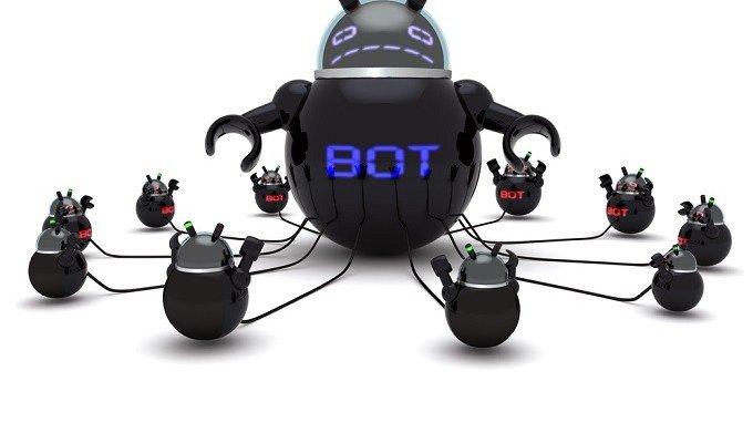Как заблокировать ботов через robots.txt?