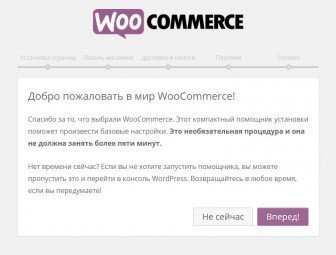 Как создать магазин на wordpress?